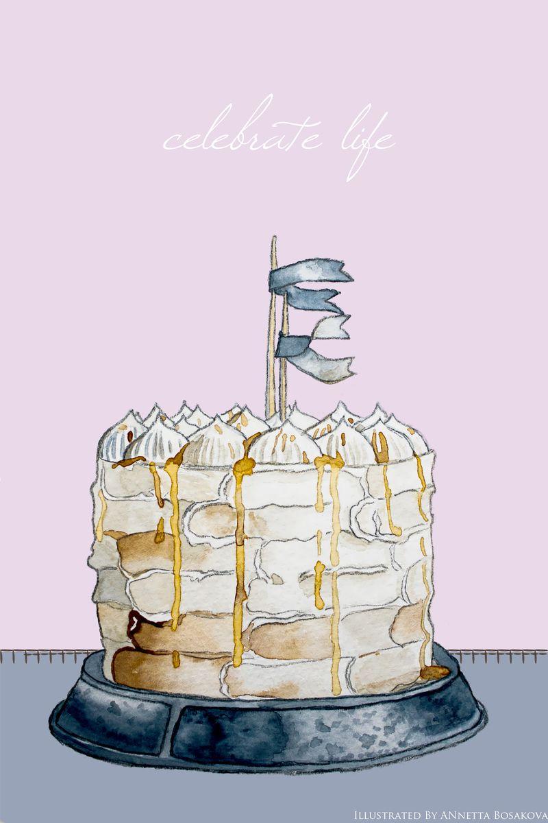 Celebrate Life Annetta Bosakova