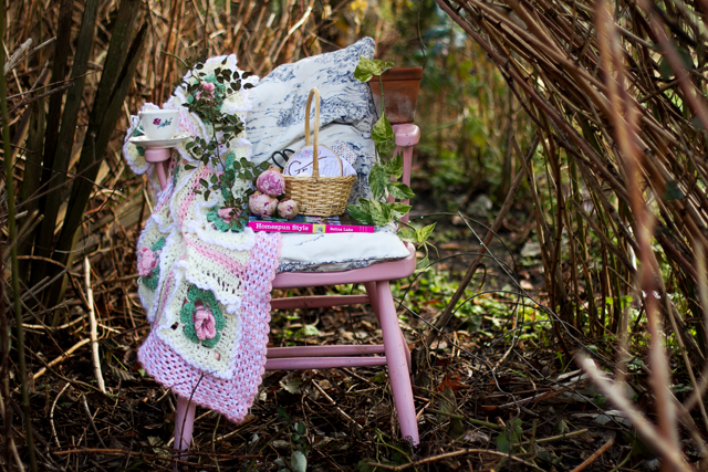 A Winter's Secret Garden | Inspired By Annetta Bosakova
