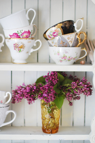 Spring Lilacs : Inspired By Annetta Bosakova