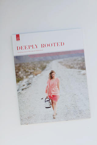 Deeply Rooted Issue Two | Inspired By Annetta Bosakova