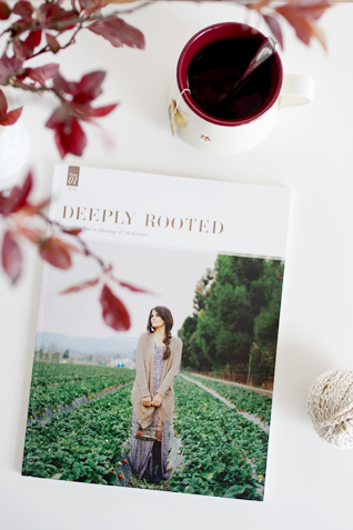 Deeply Rooted Magazine | Inspired By Annetta Bosakova