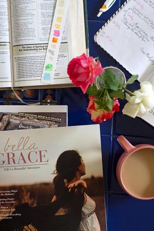 Mornings | Inspired By Annetta Bosakova