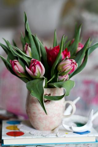 Inspired By Annetta Bosakova | Spring Blooms 2015