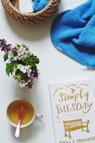 Simply Tuesday | Inspired By Annetta